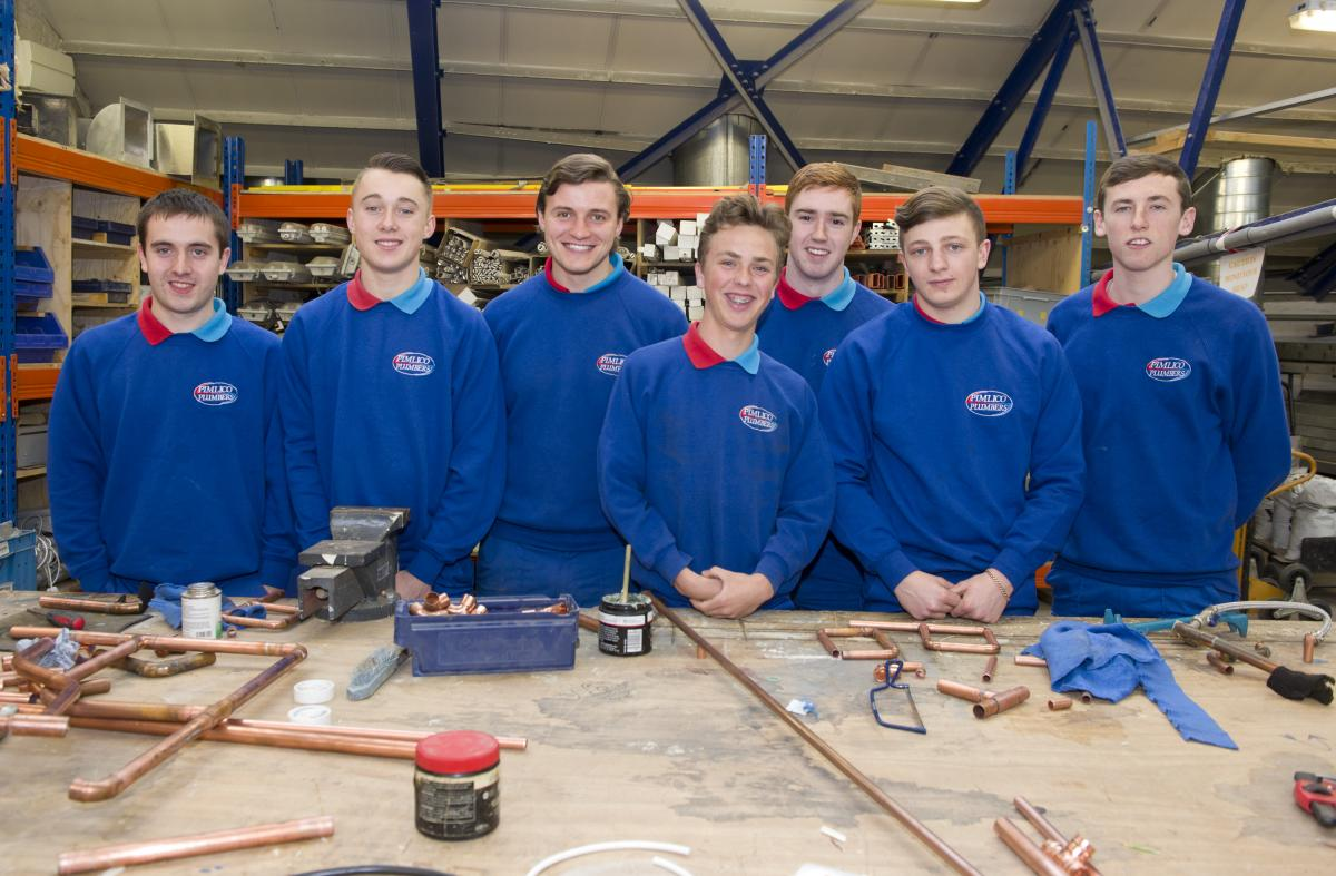 Top Tips For Apprentices Pimlico Plumbers