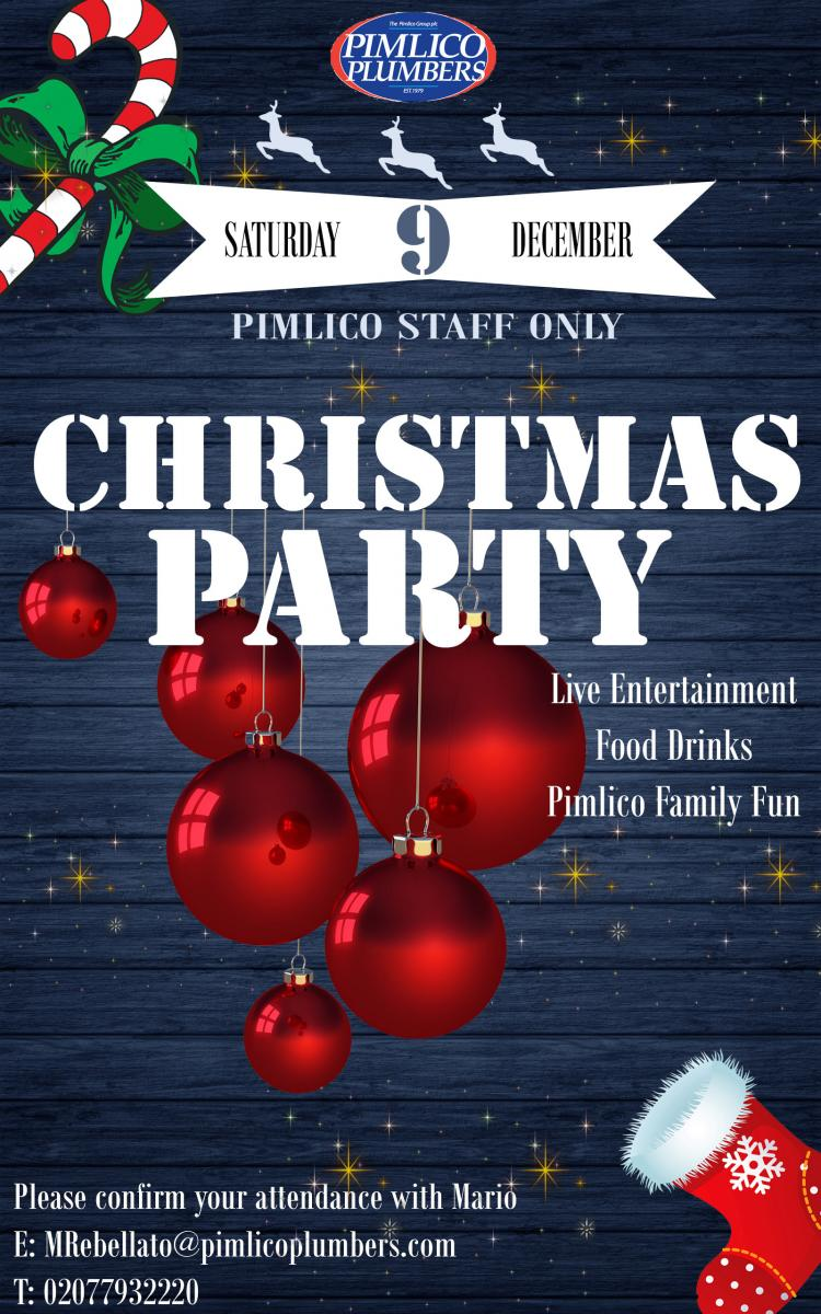 Confirm Your Place At The Event Of The Year Pp S Staff