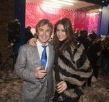 Christmas Switch On 2014 With Lisa Snowdon