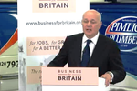 Iain Duncan Smith At Pimlico Plumbers