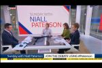 The Sunday Papers With Niall Paterson