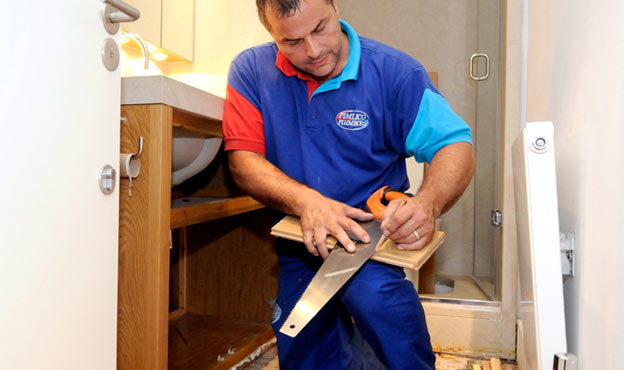 Pimlico joinery