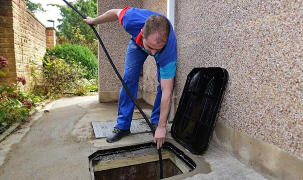 24 hour drain maintenance London