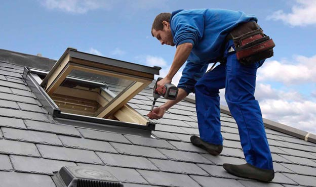 Image result for repairing roof